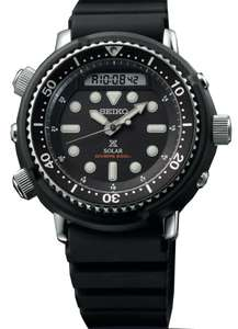 Seiko Prospex Men's 'Arnie' Solar Diver's Watch £357 (£321.30 with WELCOME10) at Hillier Jewellers