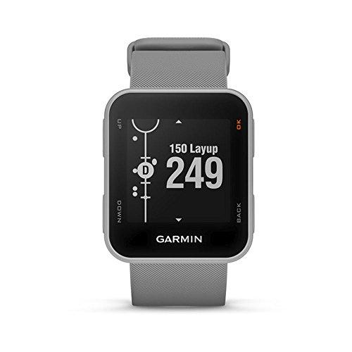 Garmin Approach S10 Lightweight GPS Golf Watch, Powder Grey £86.36 @ Amazon