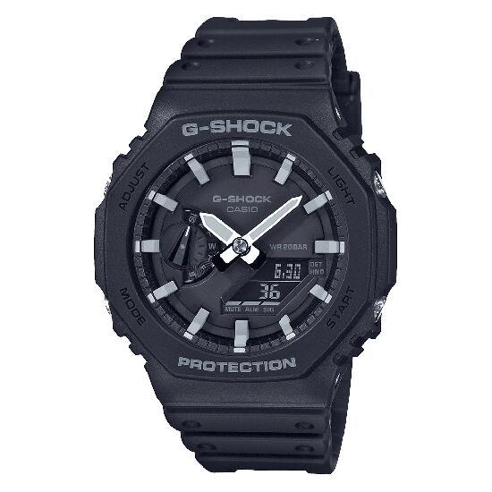 Casio GA-2100-1AER G-Shock Watch (CasiOak) - £63.99 with code @ H Samuel