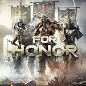 For Honor [PS4 / PS5] £1.88 @ PlayStation PSN Turkey