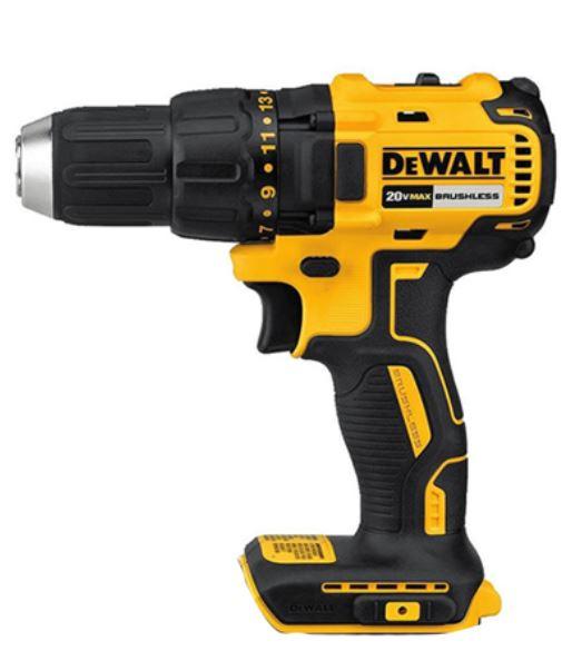 Dewalt DCD777N 18V Brushless Drill Driver (Body) £53 delivered at ITS