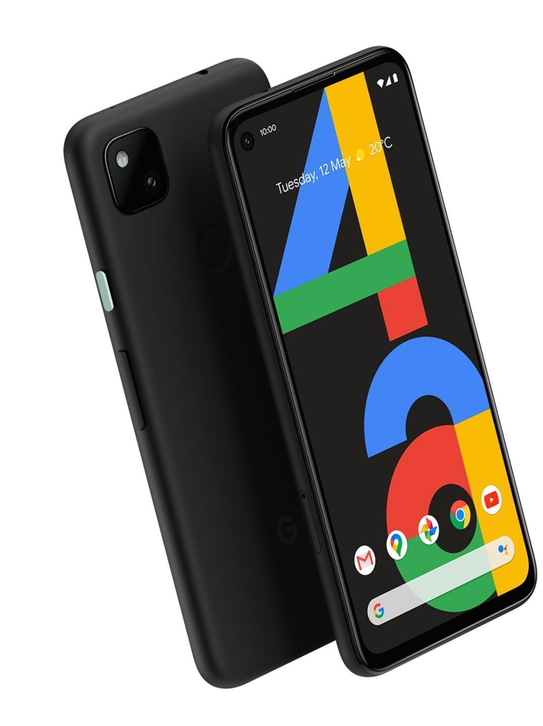 "Google Pixel 4a 128GB Black Smartphone (Snapdragon 730 / 5.8"") - £261.55 Via Student Beans @ Google Store"