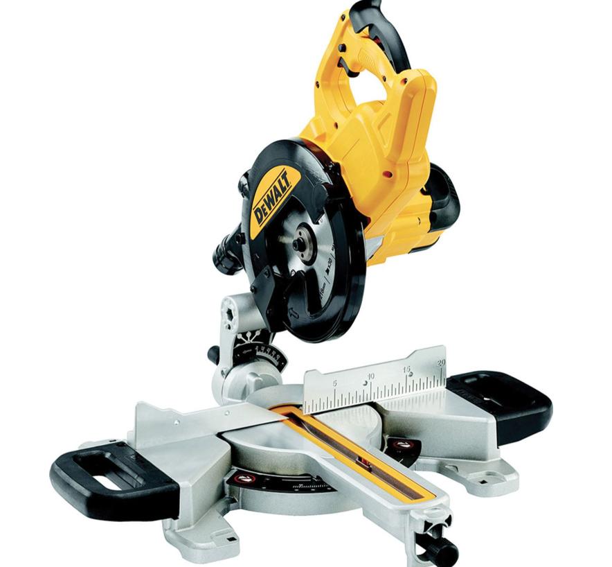 DEWALT DWS774 Mitre Saw - 240V/216mm - £235 @ Howe Tools
