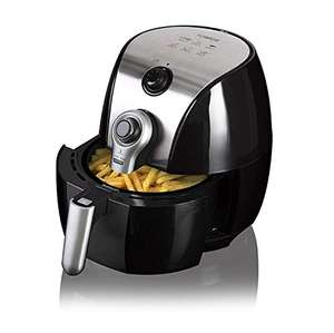 Tower T17022 Air Fryer with 30Min Manual Timer, 4.3L, 1500W, Black - £39.58 @ Amazon