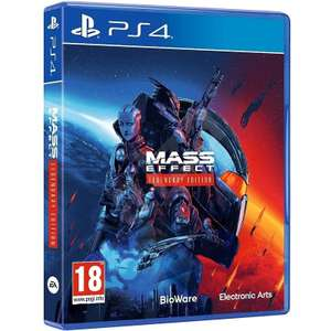 [PS4] Mass Effect Legendary Edition - £39.85 delivered @ Base