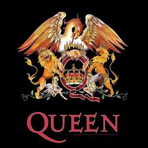 Queen T-Shirt Mens/Womens -2 Styles, Tote bag + Mug £12.99 delivered @ IWOOT
