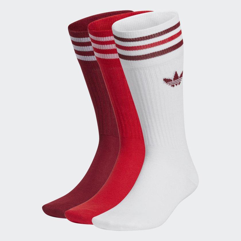 adidas Originals Crew socks (3 pairs) - £6.76 delivered, using code @ adidas