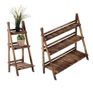 Outsunny Flower Stand from £19.31 delivered (UK mainland) @ Aosom