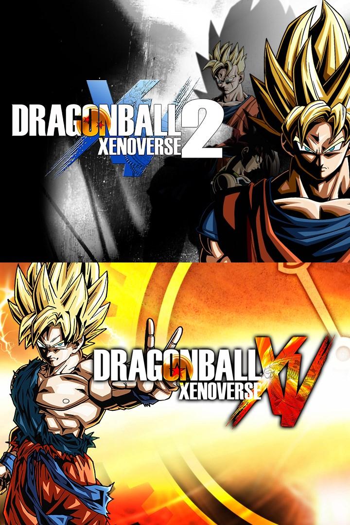 Dragon ball xenoverse 1 and 2 bundle (Xbox One) - £9.74 at Microsoft Store