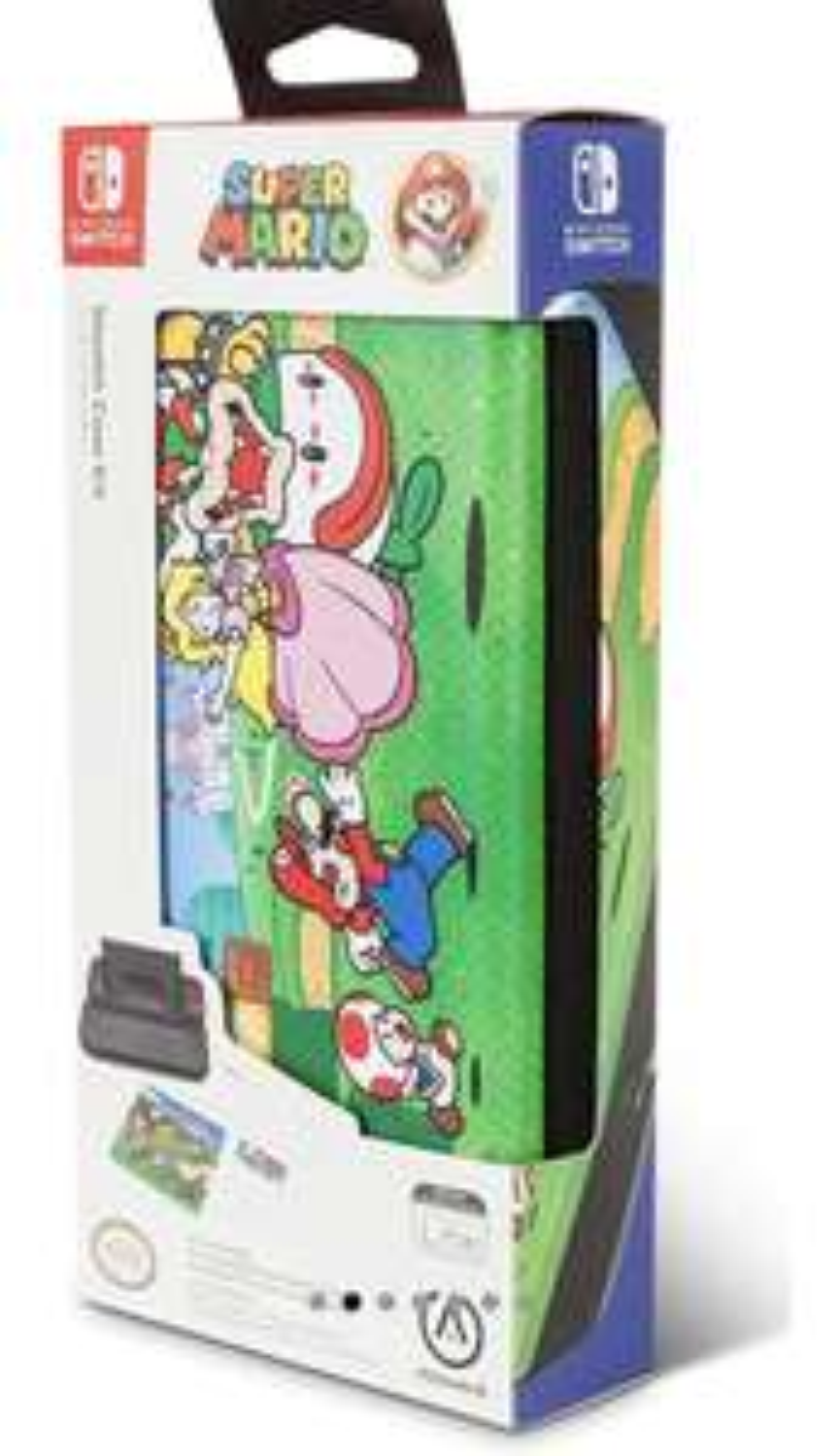 Nintendo Switch Case Kit - Super Mario Mushroom Kingdom - 2p at Asda Parkhead Forge Glasgow