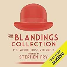 Stephen Fry reads PG Wodehouse, £26.24 or 1 Audible credit @ Audible
