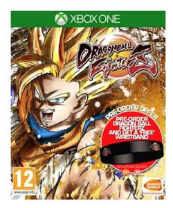 Dragon Ball FighterZ (Xbox One) £10.95 delivered at The Game Collection