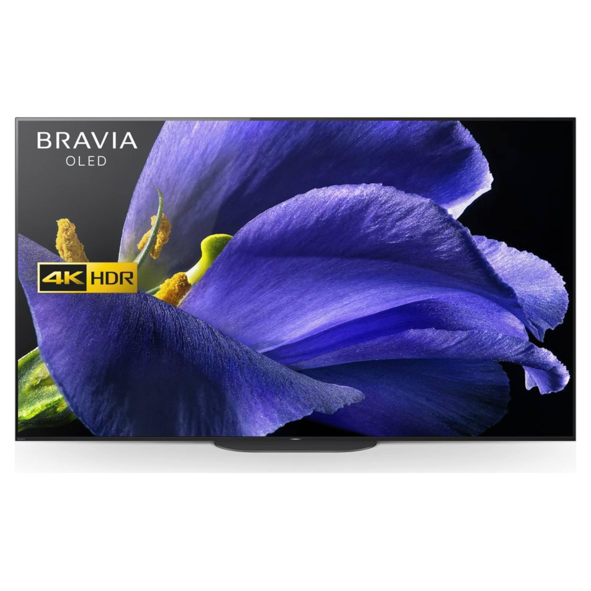 "Sony KD-77AG9BU Bravia KD77AG9BU 77"" 4K Ultra HD OLED TV - £2,969.10 With Code @ Hughes -saving £329.10 And Claim a free £50.00 Gift card"
