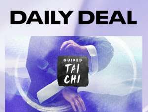 Oculus VR Daily Deal - Guided Tai Chi £4.99 @ Oculus
