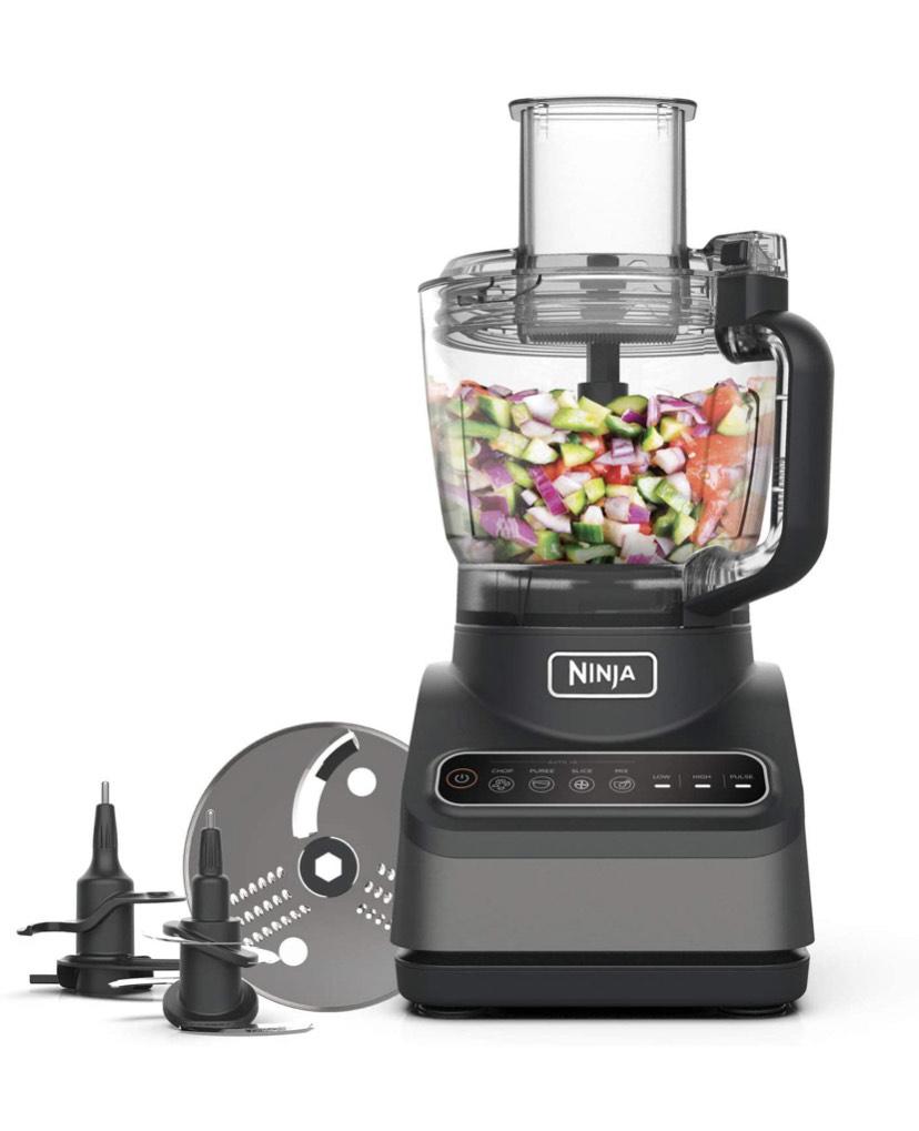 Ninja Food Processor With Auto-IQ BN650UK £79.99 Ninja Kitchen