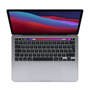 Refurbished 13.3-inch MacBook Pro Apple M1 Chip with 8‑Core CPU and 8‑Core GPU - Space Grey £1099 at @ Apple Store