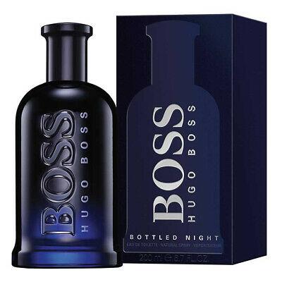 Hugo Boss Bottled Night Eau de Toilette 200ml EDT Spray / Boss Bottled Tonic 200ml £34.36 delivered with code @ perfume_shop_direct / ebay