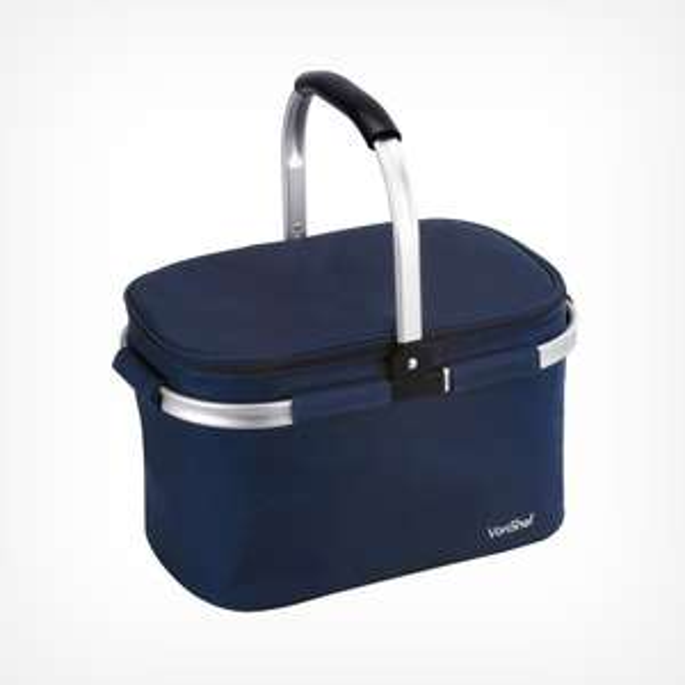Vonshef 22L Navy Large Cooler Bag, £12.74 delivered + code @ Vonhaus