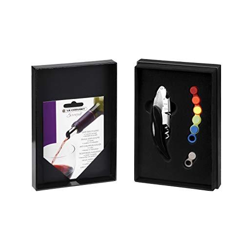Le Creuset Wine Accessories Gift Set - £6.81 (+£4.49 Non-Prime) @ Amazon