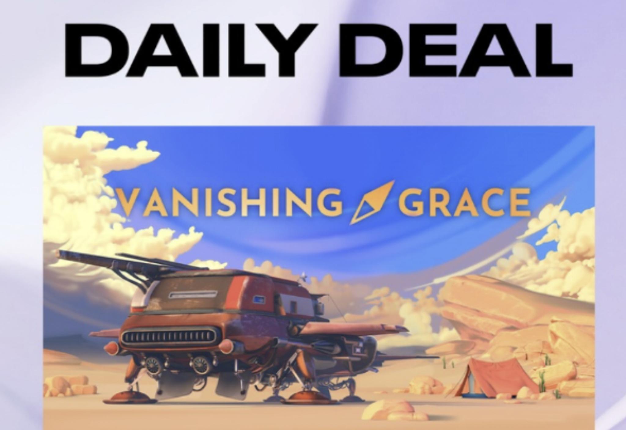 Oculus VR Daily Deal - Vanishing Grace £11.99 @ Oculus