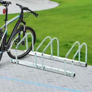 3 Bike Parking Stand / Bicycle Storage £14.39 Delivered (UK Mainland) @ eBay / outsunny