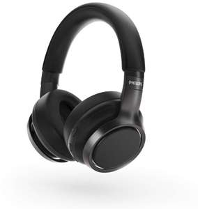 Philips TAH9505BK/00 Wireless Noise-Cancelling over-ear headphones in black with 27 hours playback, USB-C charging for £125 delivered @ Box