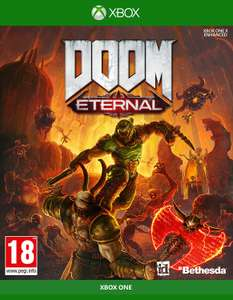 Xbox One Doom Eternal £4.97 (free click and collect only - selected locations) @ Currys PC World