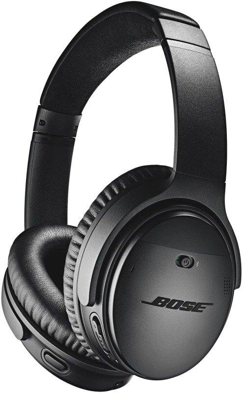 Bose® QuietComfort Headphones in Black, £165.49 Delivered (UK Mainland) @ Ebuyer
