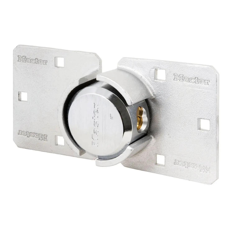Master lock van lock with a a Hidden Shackle Padlock £17 at Homebase click and collect