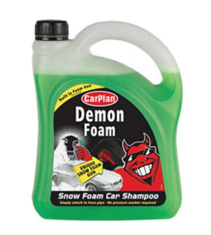 Demon foam 2lt half price £3.78 @ ASDA Bishopbriggs