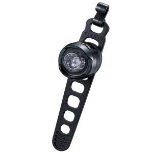 Cateye ORB 10 lumens front bicycle light in Polished Black for £5.99 click & collect / £8.98 delivered @ Rutland Cycling