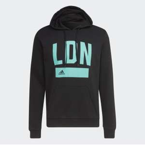 Adidas London Collegiate Series Hoodie (XS - XXL) £20 + Free Delivery For Members @ Adidas