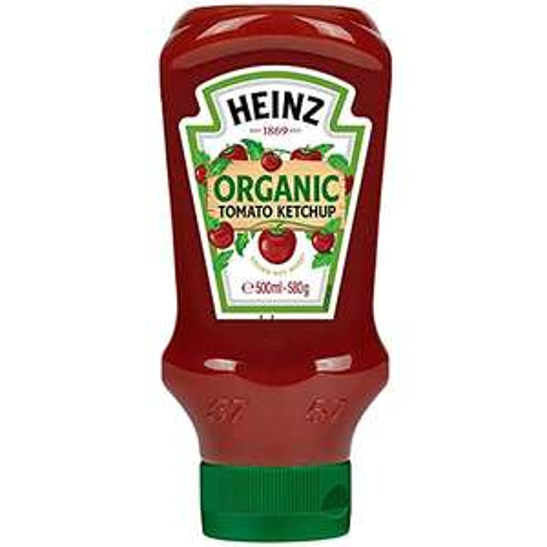 Heinz Organic Tomato Ketchup 580 g £2.00 (+£4.49 Non Prime) Delivered @ Amazon