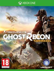 Tom Clancy's Ghost Recon Wildlands (Xbox One) used - £5.43 delivered @ musicmagpie / eBay
