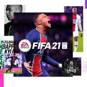 FIFA 21 Standard Edition PS4™ & PS5™ - £12.59 @ Playstation Store