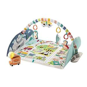 Fisher-Price Activity City Baby Gym to Jumbo Play Mat £24.96 delivered at Amazon