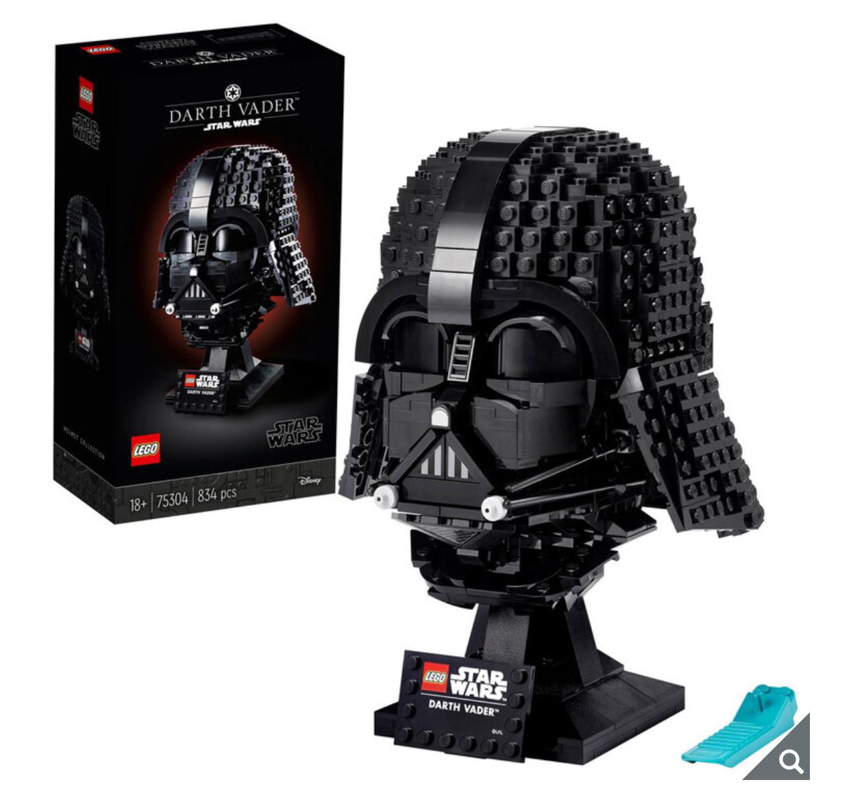 LEGO Star Wars 75304 Darth Vader™ Helmet at Costco (Membership Required) - £43.99