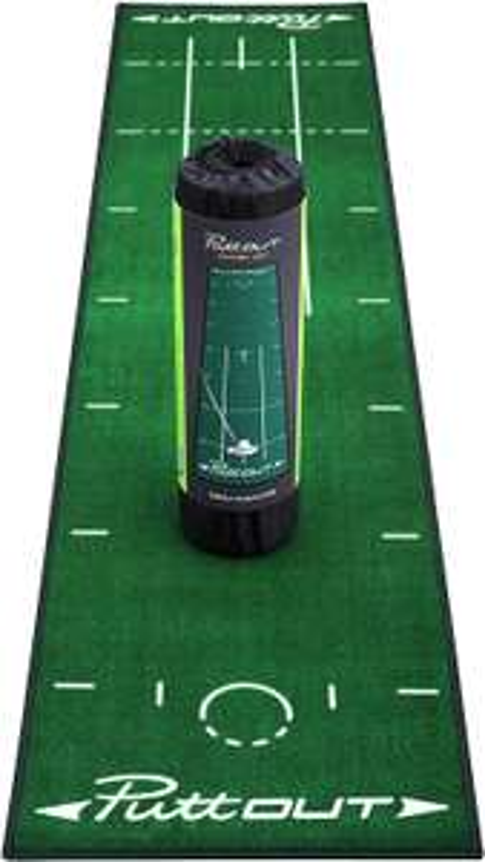 PuttOUT Pro Golf Putting Mat £41.19 Amazon