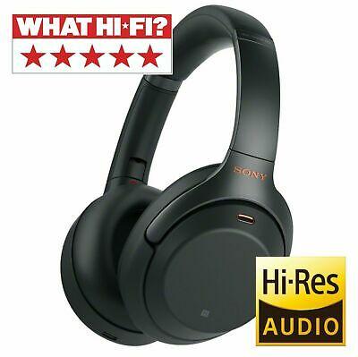 Sony WH1000XM3 Wireless Noise Cancelling Bluetooth On Ear Headphones Black - £156.00 with code at nxs-ballymoneynxs-ballymoney / ebay