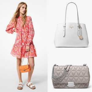 Up to 70% Off Michael Kors Sale Finale + Free Delivery & Free Returns @ Michael Kors
