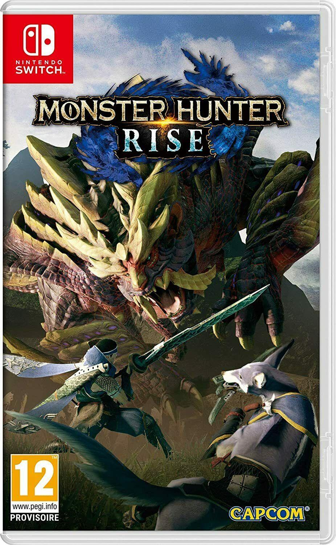 Used Like New : Monster Hunter Rise (Nintendo Switch) £24.99 @ Boomerang Rentals / ebay