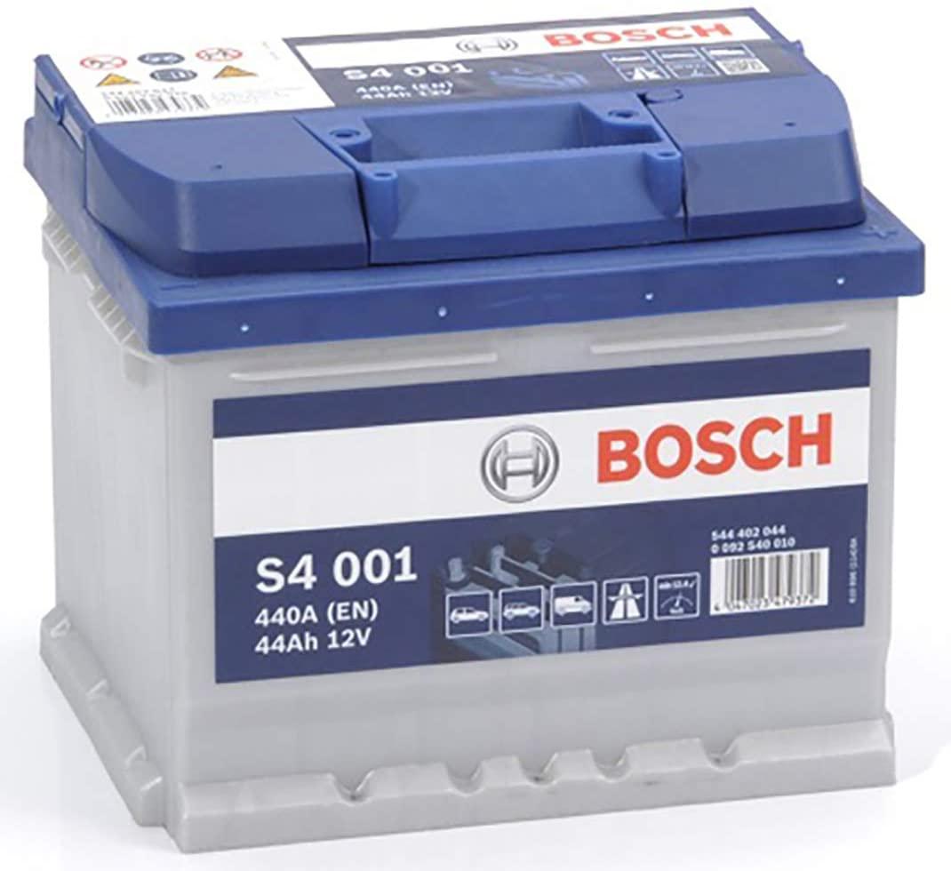 Bosch 063 S4001 Car Battery 4 Years Warranty 44Ah 12V, £42 with code at batterymegauk / eBay