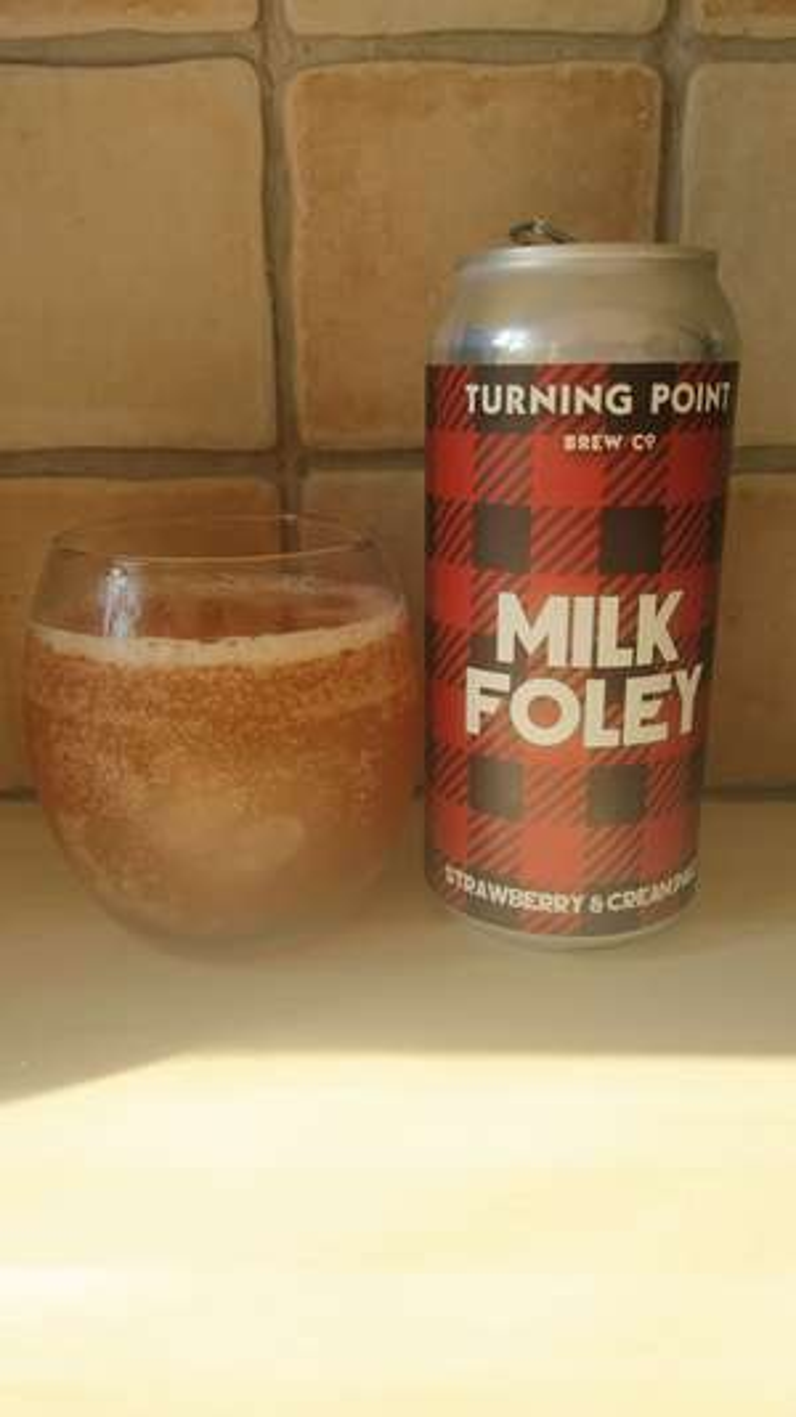 Milk Foley Pale Ale £2 instore @ Sainsbury's Crayford