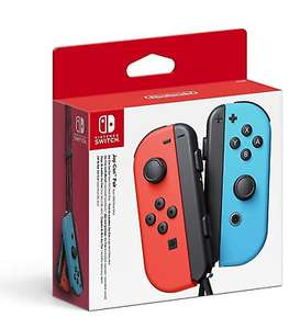Joy-Con Pair (Red/Blue) (Nintendo Switch) £37.59 with code (Refurbished) @ eBay / ps.bargains