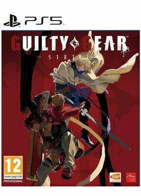Guilty Gear Strive for PS5 £23.99 using code @ Boss Deals / Ebay