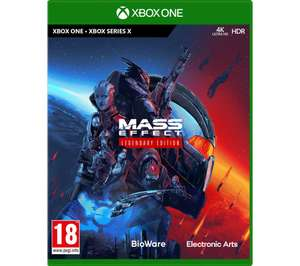 Mass Effect Legendary Edition (Xbox One) £32.97 / (PS4) £34.99 with code @ Currys PC World