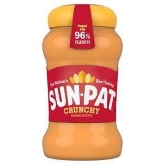 Sunpat Peanut Butter 400g Only £1.50 @ Tesco