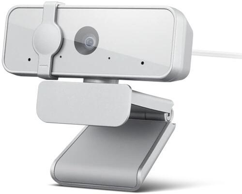 Lenovo 300 2.1MP White Full HD Webcam with Stereo Audio, for £18.23 delivered at Lenovo