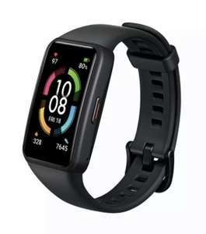 Honor Band 6 Smart Watch Activity Tracker 37mm Screen Waterproof Black - £34.99 delivered @ Yoltso / eBay (UK Mainland)