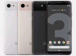 Google Pixel 3 64GB Smartphone (3 Colours) - £109.99 Good Condition | £119.99 Very Good With Code @ 4Gadgets
